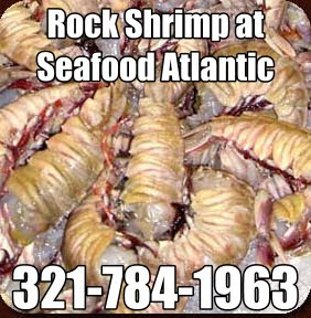 RockShrimp Seafood Atlantic