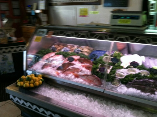 Seafood Atlantic Seafood Market