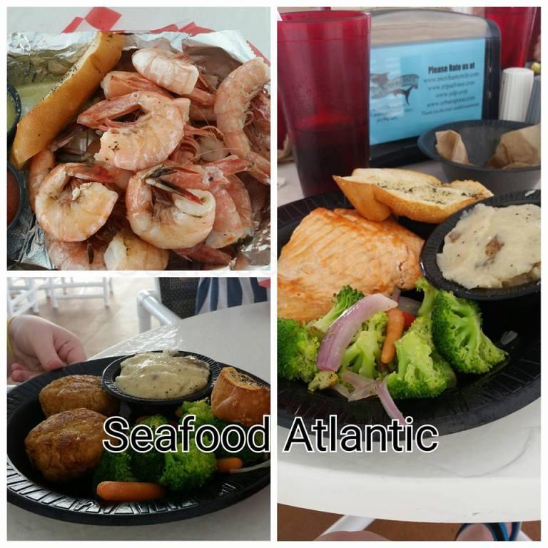 Seafood Atlantic Port Canaveral Florida