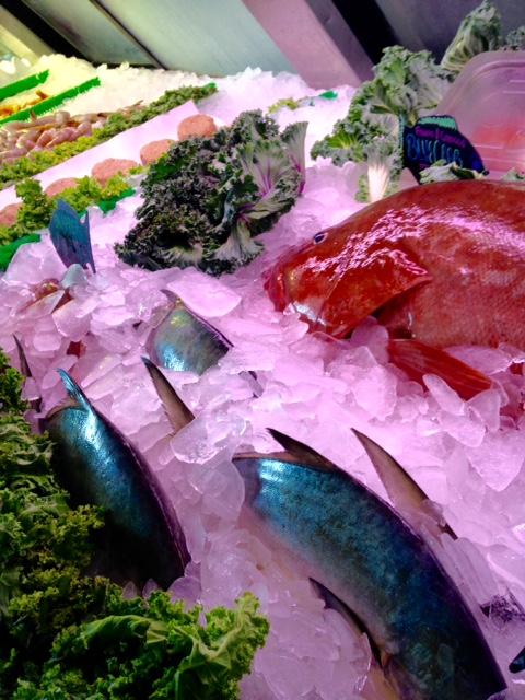 Seafood Market Seafood Atlantic Port Canaveral Florida