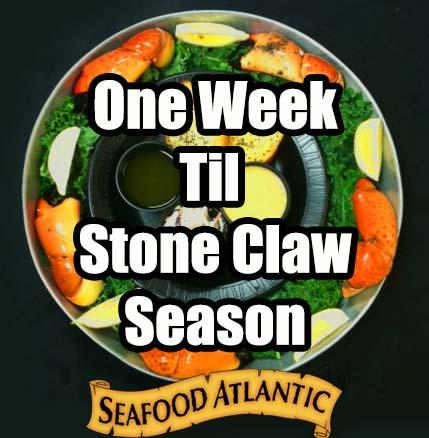 One week til stone claw season
