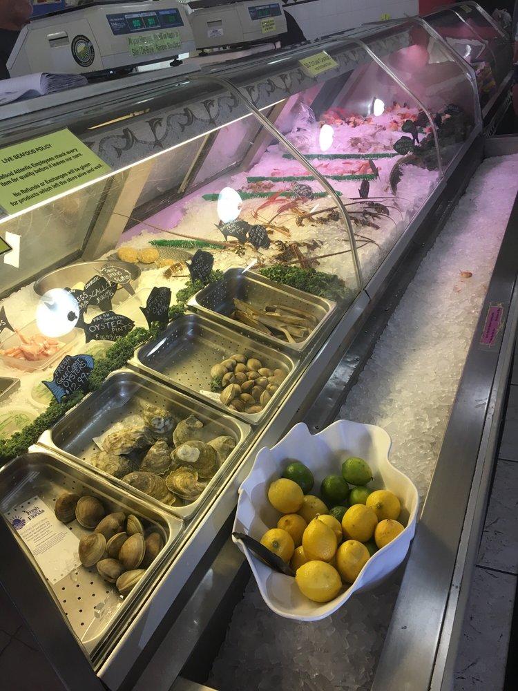 Seafood Atlantic Market