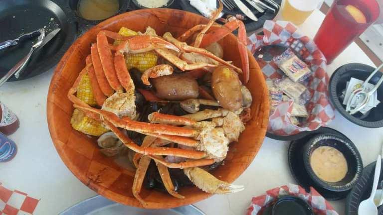 crabs seafood atlantic