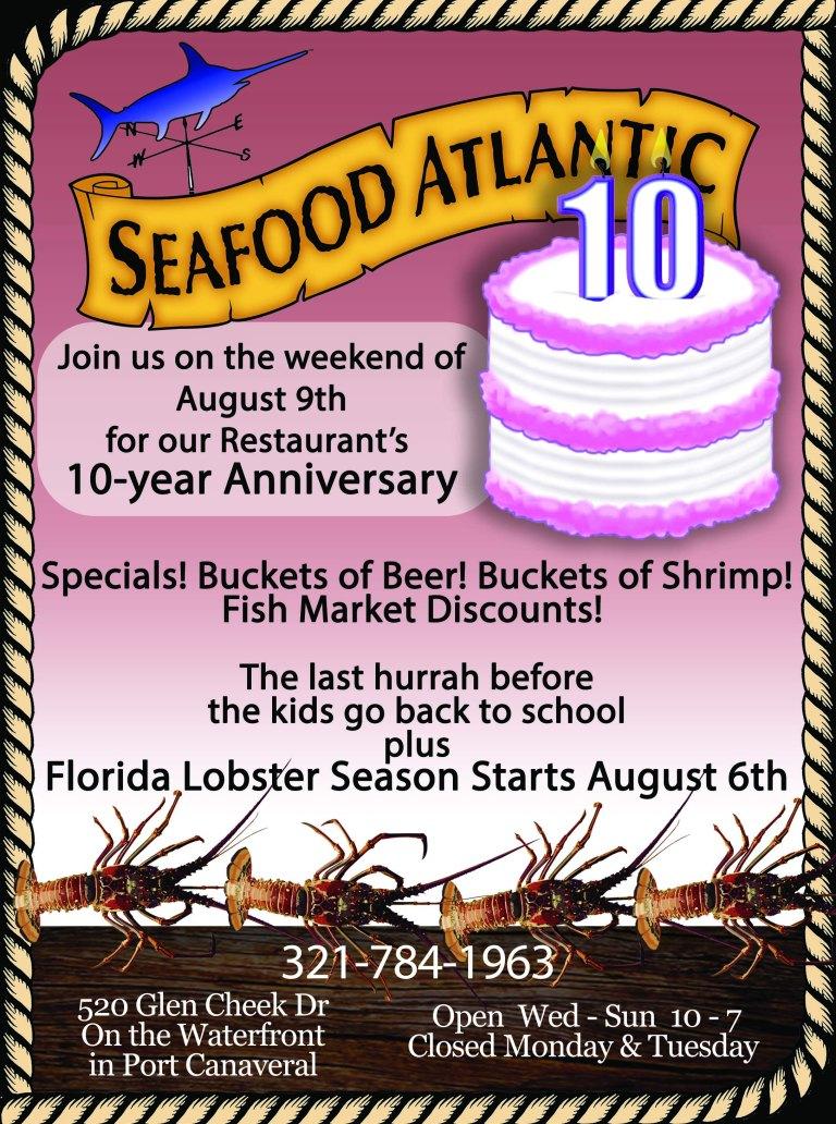 Seafood Atlantic Port Canaveral Fl google image