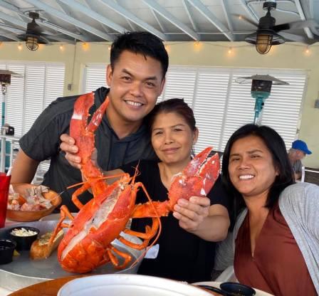 lobster seafood atlantic port canaveral fl.jpg 2