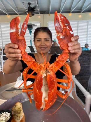 lobster seafood atlantic port canaveral fl
