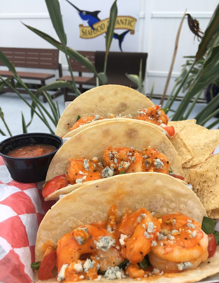 Buffalo shrimp tacos Seafood Atlantic google image