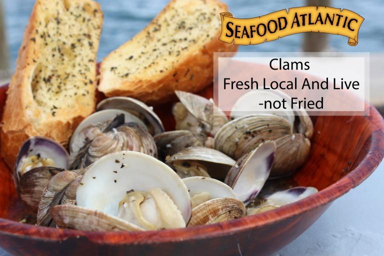 Clams seafood atlantic google image